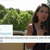 «A los españoles no se nos encierra, no se nos confina». Palabras de Rocío Monasterio con 28.600 víctimas en España por COVID-19