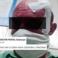 Ultraderechistas agreden a un sindicalista de UGT en Málaga después de acudir a la manifestación convocada por Vox